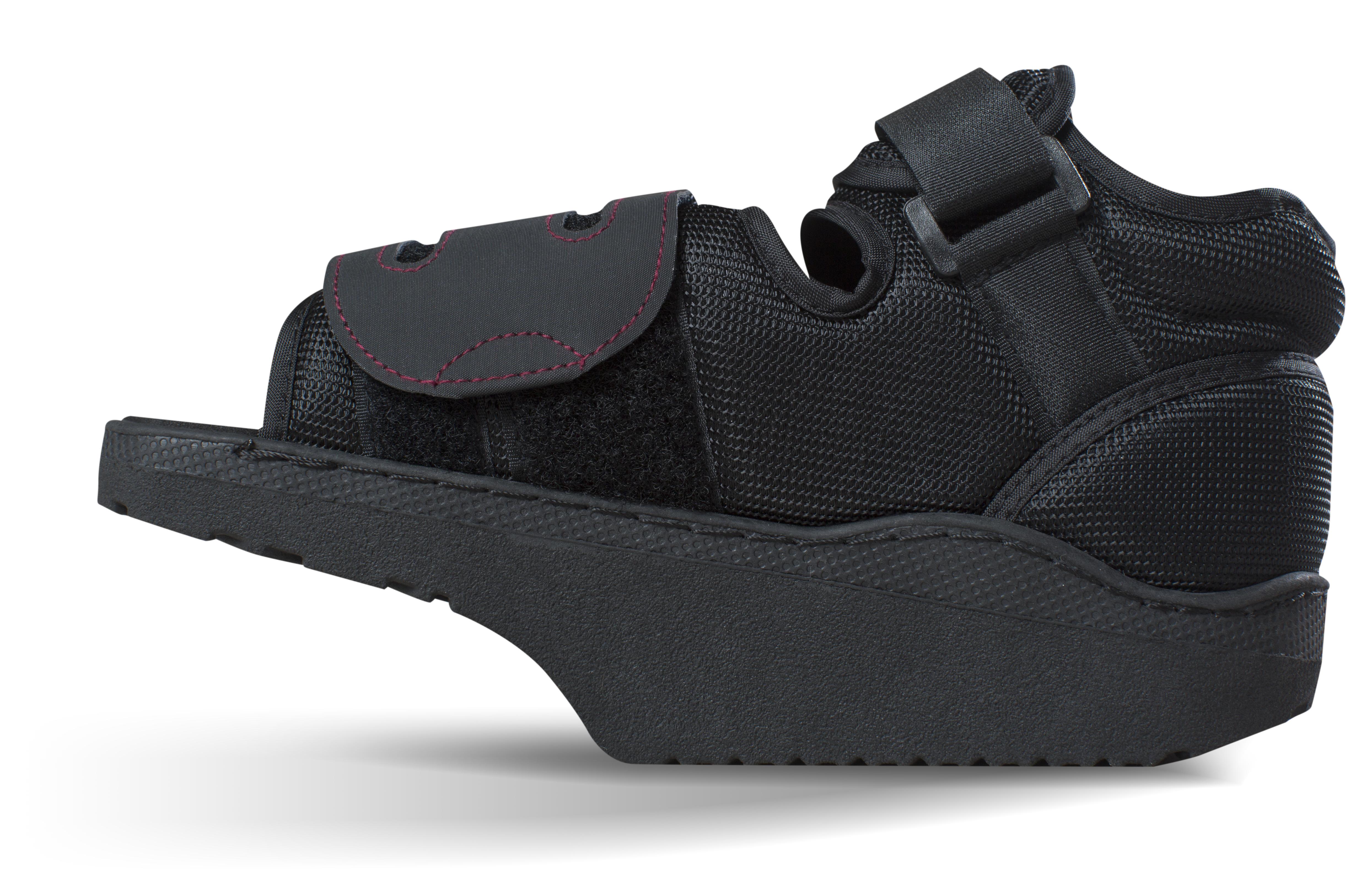 Image Of Off Loading Shoe ProcareRemedy Pro X-Large Black Unisex