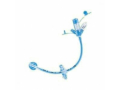 Image Of Kimberly-Clark Professional MIC Adult Gastrostomy Feeding Tube 22Fr, 7 to 10mL Balloon, Silicone, Tapered Distal Tip, Gamma Sterilized
