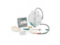 Image Of LUBRI-SIL I.C. Complete Care All Silicone Advance Foley Catheter Tray, 18 Fr 5 cc