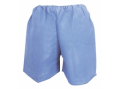 Image Of Exam Shorts X-Large Blue SMS Disposable