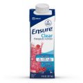 Image Of Ensure Clear Mixed Berry,Institutional, 8 oz.