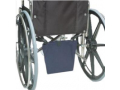 "Image Of Urinary Drainage Bag Holder, Vinyl with Straps, 13"" x 8"""