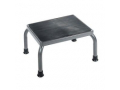 Image Of Foot Stool, Silver Vein