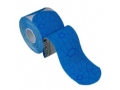 "Image Of Theraband Kinesiology Tape, Pre-cut Roll, Blue/Blue, 2"" x 16.4"""