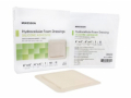 Image Of Silicone Foam Dressing McKesson 6 X 6 Inch Square Silicone Adhesive with Border Sterile