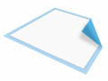 Image Of Underpad McKesson Lite 23 X 36 Inch Disposable Fluff / Polymer Light Absorbency