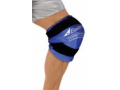 Image Of Elasto-Gel Hot/Cold Therapy Knee Wrap Large/ Extra Large