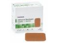 Image Of Adhesive Strip McKesson 2 X 3 Inch Fabric Rectangle Tan Sterile
