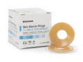 "Image Of Skin Barrier Ring Moldable Adhesive Universal Size Flange Shape-To-Fit 2"" Diameter X 1/16"" Thickness"