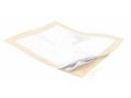 "Image Of STA-Put Underpad, Fluff/Polymer, Peach Back Sheet, 36"" x 70"""