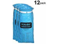 Image Of HEALQU Blue Emesis Bag, Disposable Vomit Bags, 1000ml (Pack of 12)