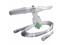 """Image Of Nebulizer with Anti-drool """"T"""" Mouthpiece and 6"""" Reservoir Tube, Small Volume"""