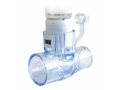 Image Of Southmedic Inline Metered Dose Inhaler Adaptor, for Dosage Counters, 22mm OD, 15mm x 22mm ID