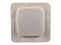 "Image Of MediPurpose MediPlus Comfort Foam Border Ag Island Dressing, Sterile, Size 4"" x 4"", 2-1/4"" x 2-1/4"" Pad Size, 10/Box"