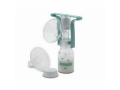 Image Of Evenflo One-Hand Manual Breast Pump with Flexishield