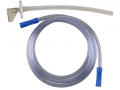 Image Of Replacement Suction Tubing, Blue Tip, 10""