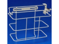 Image Of 5qt Inroom Coated Wire Bracket,5/case
