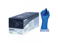 Image Of Protexis Latex Blue with Neu-Thera Surgical Gloves, Powder-Free, Sterile, Emolient Coating, Size 5.5