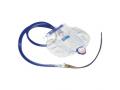 Image Of Dover 100% Silicone 2-Way Silver Foley Catheter Tray 16 Fr 5 cc
