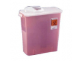 Image Of Monoject Chimney-Top Sharps Containers 8 Quart