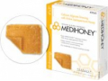 "Image Of Medihoney Calcium Alginate Dressing 4"" x 5"""