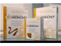 Image Of MEDIHONEY Non-Adhesive HCS Sheet, 2.4 x 2.4