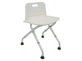 Image Of Folding Bath Seat With Back,250 Lbs,case/2
