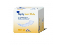 Image Of Dignity Super Natural Self Adh Pads, Pkg Of 25