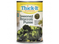Image Of Thick-It Seasoned Broccoli Puree, 15 Ounce Can