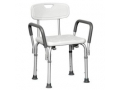 Image Of ProBasics Shower Chair with Back and Arms