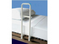 """Image Of Transfer Handle Bed Rail, 23"""" H x 5-1/2"""" W, Spring Based, 27"""" L x 12"""" W Bed Board"""