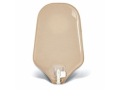 """Image Of Natura 2-Piece Urostomy Pouches, 1-3/4"""" Flange, Accuseal Tap, 9"""" L, Small Opaque"""