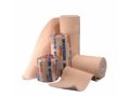 Image Of Elastic Bandage McKesson 4 Inch X 5 Yard Hook and Loop Closure NonSterile