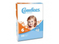 Image Of Comfees Baby Diapers - Size 6