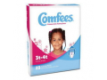 Image Of Comfees Girl Training Pants - Size 3T-4T
