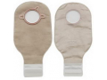 """Image Of New Image Lock N Roll 12"""" Drainable Pouch with 4"""" Flange, Clear, Box of 10"""