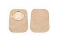 """Image Of New Image Closed End Mini Pouch without Filter, 1 3/4"""" Flange, Beige"""