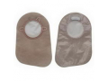 """Image Of New Image 9"""" Closed End Pouch with Filter, 2 1/4"""" Flange, Transparent"""