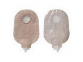"""Image Of New Image Urostomy Pouch with 2 1/4"""" Flange, Clear, Box of 10"""