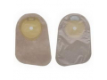 """Image Of Premier 1-Piece Closed-End Pouch Cut-to-Fit 3"""" x 2-1/2"""" with Filter and SoftFlex Skin Barrier, Beige"""