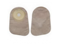 """Image Of Premier One Piece 9"""" Closed End Pouch with Filter and Two Panels, 1 3/8"""", Beige, Box of 30"""