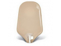 """Image Of Sur-fit Natura 2-Piece Urostomy Pouches, 2-1/4"""" Flange, Accuseal Tap, 9"""" L, Opaque"""