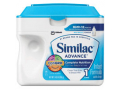 Image Of Similac Advance OptiGRO with Iron, 23.2 oz Powder
