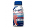 Image Of Ensure Plus Strawberry Shake Institutional 8 oz.