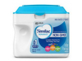 Image Of Similac For Supplementation Non-GMO Powder 1.45 Lb, Unflavored