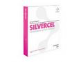 "Image Of Silvercel 4"" X 8"" Non Adherent Antimicro Alginate"