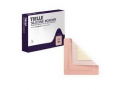 "Image Of TIELLE Essential Border Adhesive Foam Dressing, 7-7/8"" x 7-7/8"""