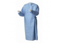 Image Of Standard Sterile-Back Surgical Gown, Large, Disposable