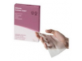 """Image Of Cardinal Health Silicone Contact Layer 3"""" x 4"""".  Sterile, occlusive wound dressing made with a conformable, open mesh struction and gentle silicone adhesive.  Helps facilitate fluid transfer and provide fixation and protection to the w"""