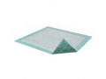 "Image Of Cardinal Health Premium Disposable Underpad for Repositioning, 30"" x 36"", Light Green"